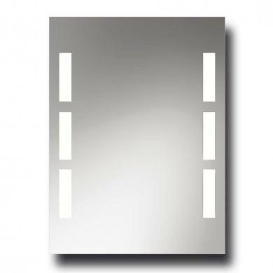 Зеркала для ванной влагостойкие с подсветкой 50 х 70 см ф10