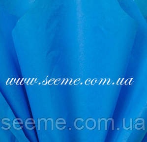 Бумага тишью, Brilliant Blue, 1 лист