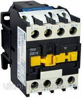 Контактор с катушкой на постоянный ток КМИп-10910, 9А 24В/АС3 1НВ, ІЕК