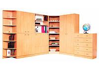 Стенка мебельная Проминь-1 (80415)