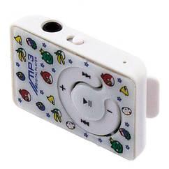 MP3 плеер Angry birds 006 Белый 13333, КОД: 283314
