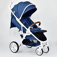 Коляска детская JOY 6881 Синяя GBK-001, КОД: 126118