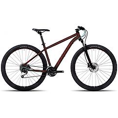 Велосипед Ghost Kato 3 AL 2017 29 Бордово коричнево голубой 17TA4140, КОД: 200225