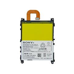 Аккумулятор Sony 1271-9084.1 для Xperia Z1   C6902 3000 mAh 00000053685, КОД: 291897