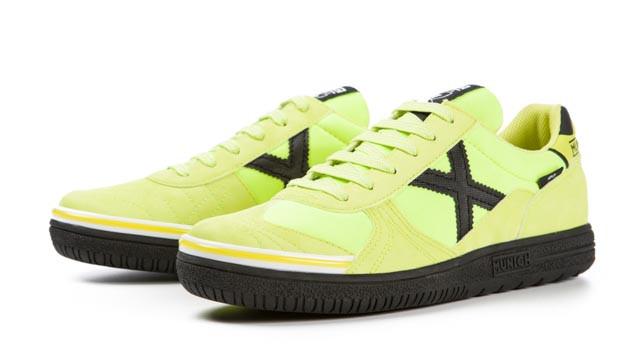 Футзалки Munich G-3 493, обувь для зала.