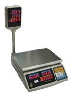 Весы торговые электронные Днепровес F902H-15ED, фото 1