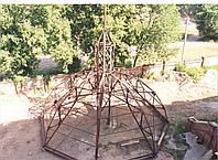 Купола металлические изготовление и монтаж
