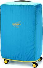 Чехол для большого чемодана Sumdex SWC-003 голубой