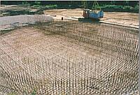 Армирование фундамента зданий Изготовление и монтаж
