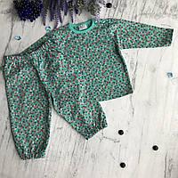 Пижама для девочки Breeze 22. Размеры  80 см, 86 см, 92 см, 98 см, 104 см.