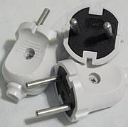 Вилка электрическая 10А   аналог В6-176