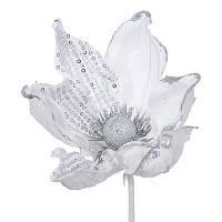 """Декоративное украшение """"Цветок магнолии"""". 23*20 см."""
