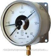 Электроконтактный манометр давления МТ-3С