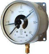 Электроконтактный манометр давления МТ-4С