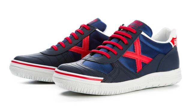 Футзалки Munich G-3 434, обувь для зала.