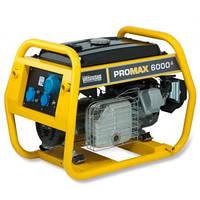 Однофазный бензиновый генератор Briggs & Stratton Pro Max 6000A