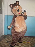 Ростовая кукла Медведь, пошив под заказ