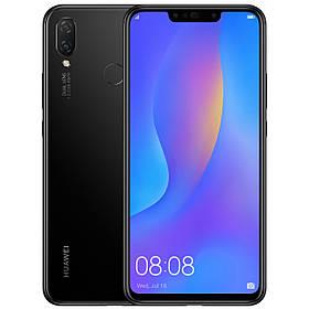 Huawei P smart+ 4 64GB 51092TFB Black 7893895, КОД: 102641