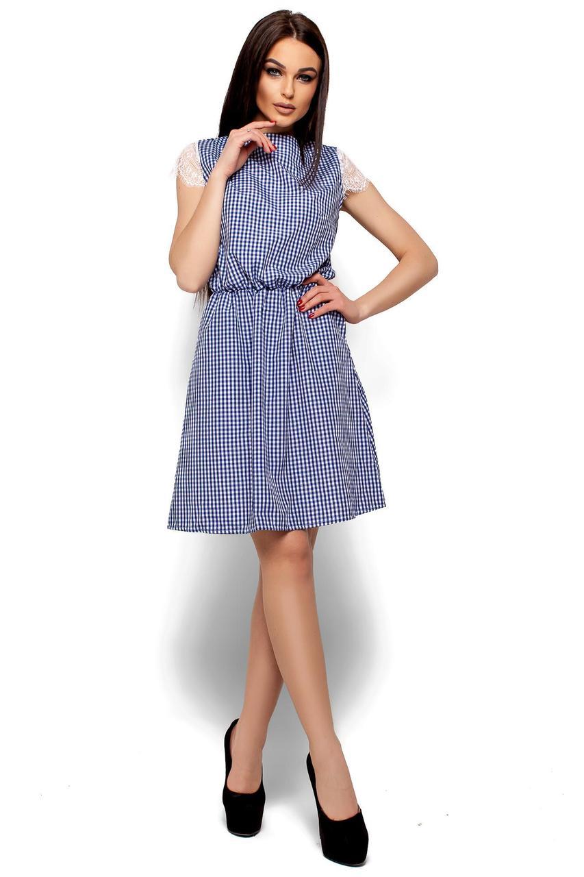Платье KARREE Эльза M Синий, КОД  267273 — в Категории