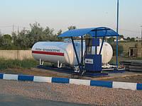 Проектирование газовых заправок