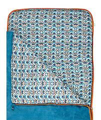 Спальный мешок одеяло bq Голубой 1-100103, КОД: 108974