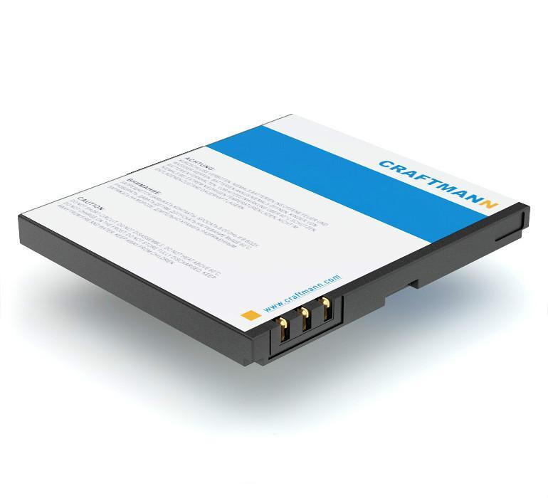 Аккумулятор батарея для HUAWEI U9000 IDEOS X6 (HHB4Z1) Craftmann