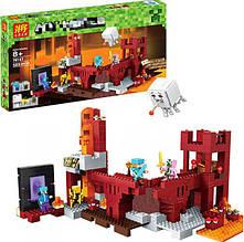 """Конструктор Lele Minecraft """"Подземная крепость"""" арт. 79147"""