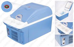 Холодильник термоэлектрический автомобильный CB-08XA , 16 л., DC 12V, 46W