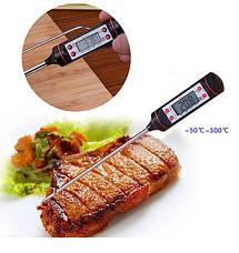 Термометр цифровой электронный для кухни и для еды JR-1, фото 2