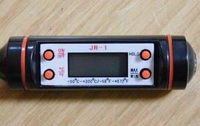 Термометр цифровой электронный для кухни и для еды JR-1, фото 3