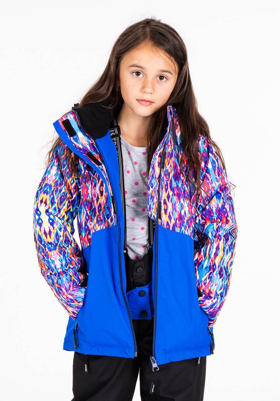 Зимняя горнолыжная куртка для девочки Just play  Польша 128/134,140/146,152/158,164/170