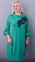 Нарядное платье Гледис бирюза , фото 1