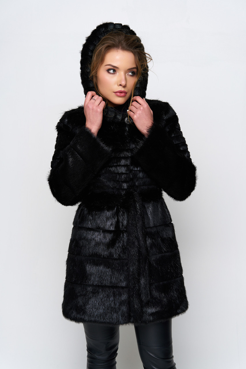 Шуба пальто женское