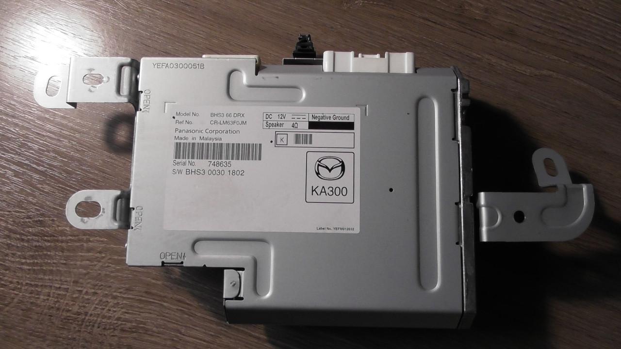 BHS366DRX  Блок электронный Мазда 3 BM
