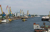 На 48% збільшилась перевалка зернових в портах України