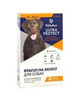 PALLADIUM ULTRA PROTECT ПАЛЛАДИУМ УЛЬТРА ПРОТЕКТ капли от блох и клещей для собак весом от 25 - 40 кг