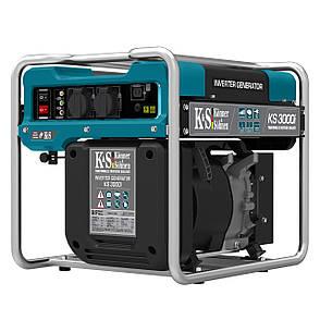 Інверторний генератор Könner&Söhnen KS 3000i, фото 2