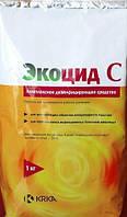 ЭКОЦИД С - порошок для дезинфекций, 1 кг