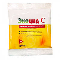 ЕКОЦИД порошок для дезінфекцій 50 гр