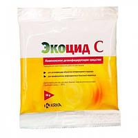 ЭКОЦИД С порошок для дезинфекций 50 гр