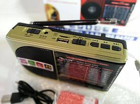 Радиоприемник, портативная акустика RX-6688 PR3, фото 2