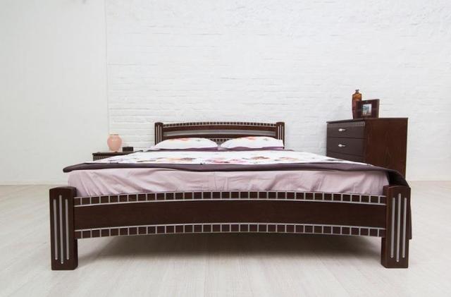 Кровать двуспальная Пальмира (изножье))
