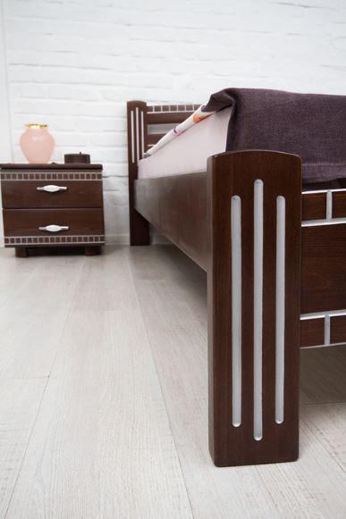 Кровать двуспальная Пальмира (опоры)