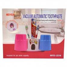 Автоматический дозатор зубной пасты Biocura Kraft & Pflege MYD-2216, фото 2