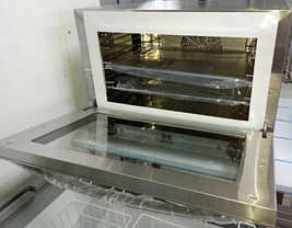 Конвекционная печь hurakan hkn-xft133l, фото 3