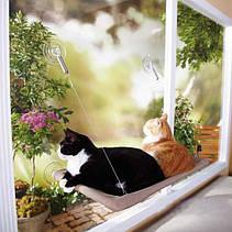 Оконная кровать для кота Sunny Seat Window Cat Bed, фото 2