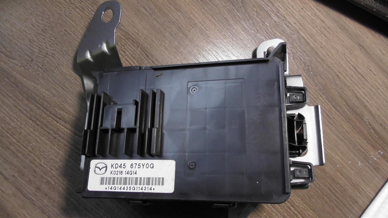 KD45675Y0G Блок электронный Мазда 3 BM