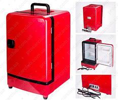 Холодильник термоэлектрический автомобильный BL-113, 14 л., DC/AC 12V/220V, 48W