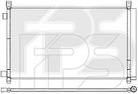 Радиатор кондиционера Nissan X-Trail (Koyoair) FP 50 K179-X