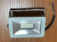 Светодиодный прожектор PREMIUM Slim SMD SL33-20 20W 6000K IP65 белый Код.59420